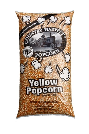 Paragon - Manufactured Fun 1021 Country Harvest Bulk Yellow Corn - 50 lb Bag