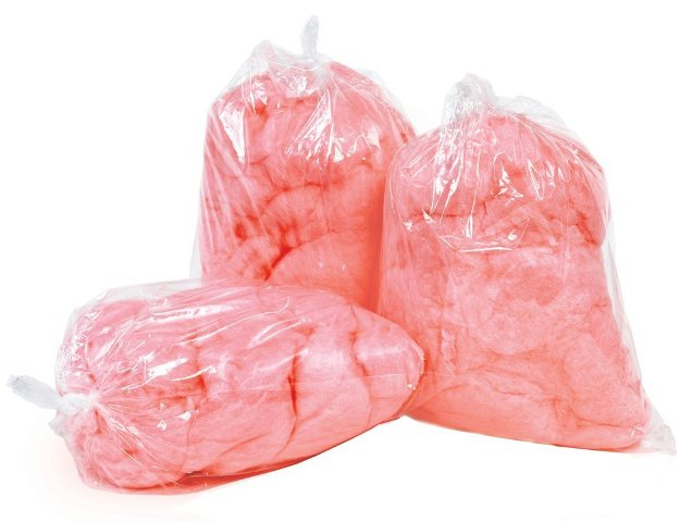 Paragon - Manufactured Fun 7851 Cotton Candy Bags with no print