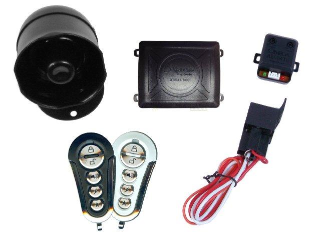 Omega Car Alarm, Immobilizer Mode, Programable