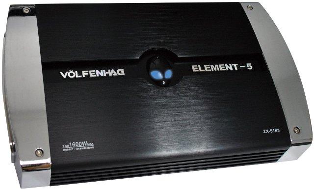 Volfenhag 2CH Amplifier, 1600W Max