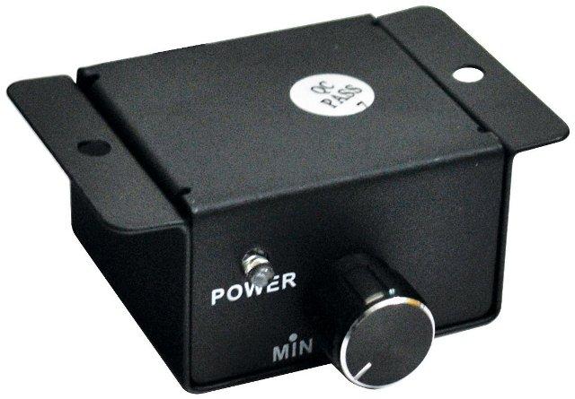 Volfenhag Monoblock Amplifier, 2600W Max, Class A-B