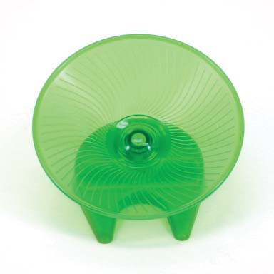 Ware Container Flying Suancer Toy Green Medium - 03282