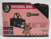 Sherpa Pet Group 55531 Deluxe Carrier Small Black