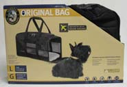 Sherpa Pet Group 55511 Deluxe Carrier Large Black