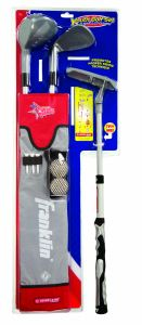 Franklin Sports 14224P1 Youth Golf Set with Adjust-A-Hit Technology