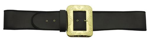 Halco 9949 Santa Belt with Decorative Cast Buckle- Size 48-56
