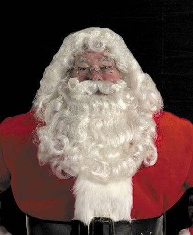 Halco 20 Professional Santa Wig & Beard Set