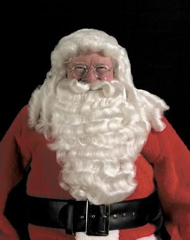 Halco 60 Deluxe Professional Santa  Extra Full Wig & Beard Set