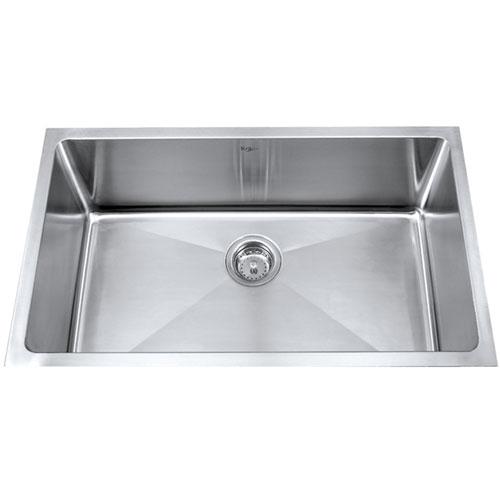 Kraus KHU100-32 stainless steel sink