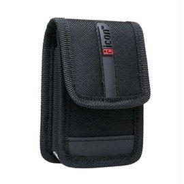 Icon PRFLAP-BLK Black Compact Digital Camera Case