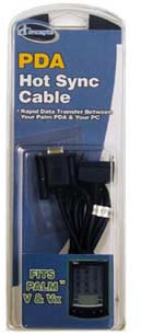 Sakar 11446 Iconcepts Hotsync Cable For Palm Vx