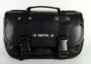 Sakar WP-40 Neoprene Material With Titanium Buckles Carrying Case