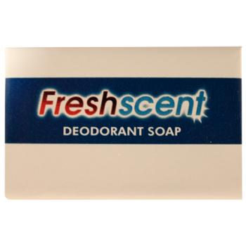 DDI 56822 Freshscent Deodorant Bar Soap - 0.85 oz Case of 500