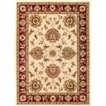Infinity Home 36028 9 ft. 2 in. x 12 ft. 6 in. Timeless Abbasi Rug - Ivory