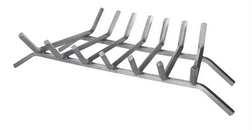 UniFlame C-7727 27in. 6-bar 304 Stainless Steel Bar Grate