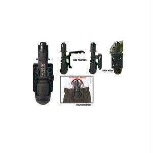 Blackhawk BH-75GH00BK CF Flashlight Holder w/ Mod-U-Lok Attachment