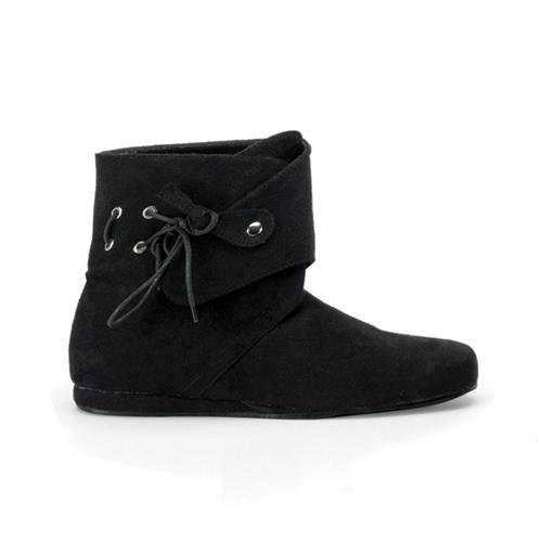 Funtasma Renaissance-50 Men S Black Microfiber Renaissance Shoe Size S