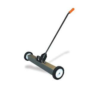 Buffalo tools MPSWEEP 30 Inch Rolling Magnetic Sweeper