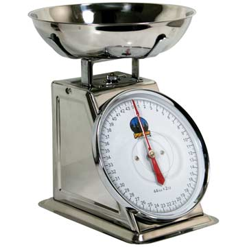 Sportsman SSDSCALE 44 Pound Stainless Dial Scale