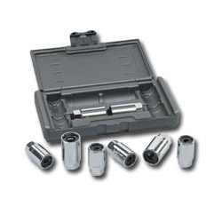 KD Hand Tools 41760  8 Piece Metric and SAE Stud Removal Kit