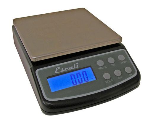 Escali L600 L-Series High Precision Scale - 600 Gram - 0.1 Gram