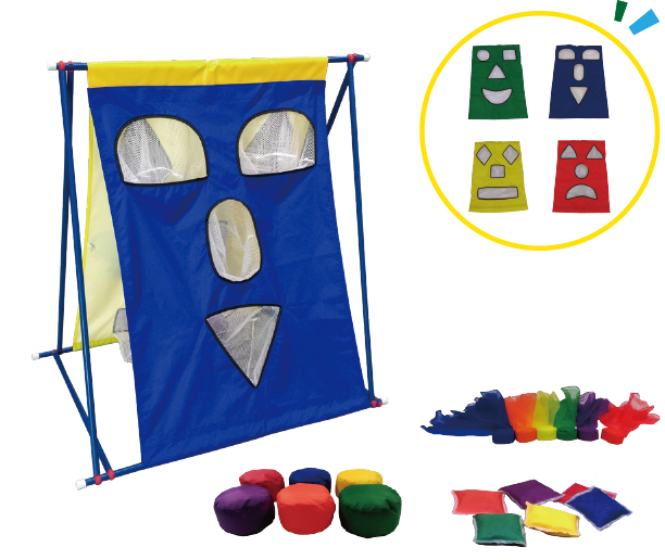 Everrich EVC-0131 Face Bingo Toss Game