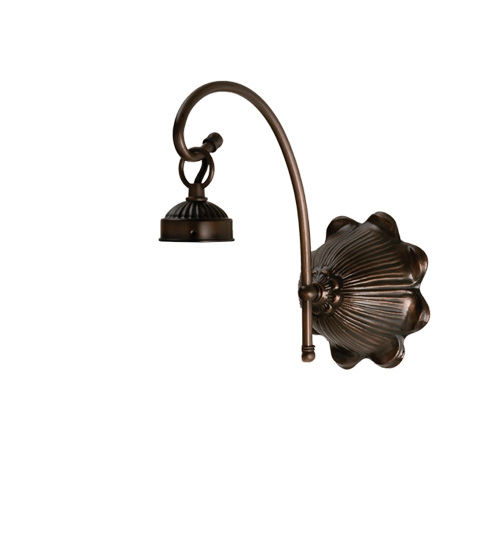 Meyda 98632 Victorian One Light Wall Sconce