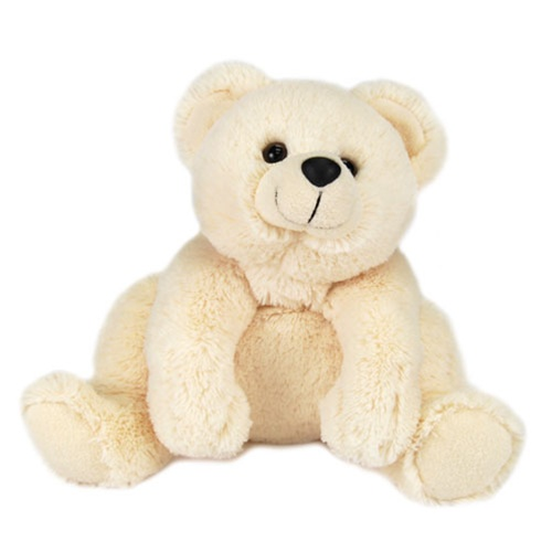 Purr-Fection 1229 18 Inch Butter Plush Bear -Pack of 2