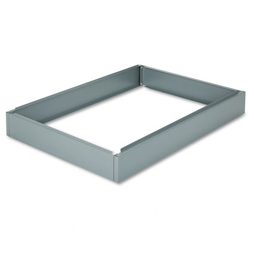 Safco 4997GRR Closed Base 6 Inch for 4986 and 4996 in Gray