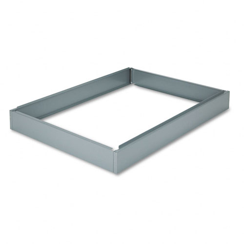 Safco 4999GRR Closed Base 6 Inch for 4998 in Gray