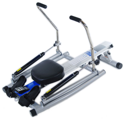 Stamina 35-1215 Rower With Free Motion Arms