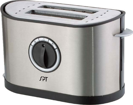 Sunpentown SO-337T 2-Slot Stainless Steel Toaster