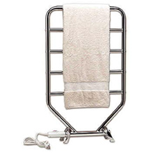 Warmrails RTS Satin Nickel Towel Warmer and Drying Rack