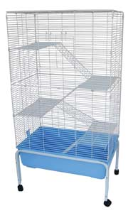 YML Group SA3220 F5_STD - 5 Story Small Animal Cage - 32 x 20 x 61 Inches