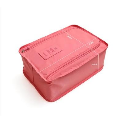 Best Desu 08102015PK Travel Shoe Organizer - Pink