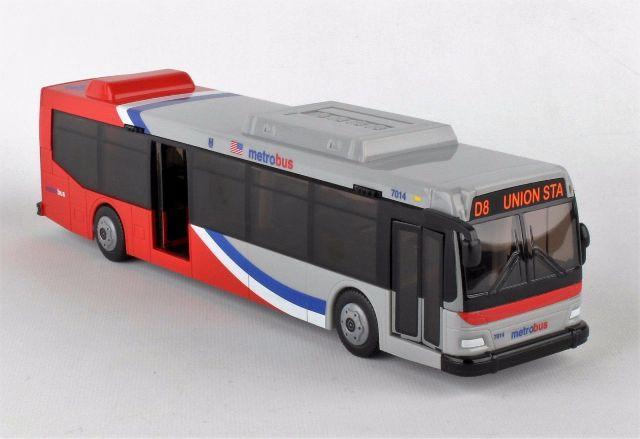Realtoy RT6422 Washington DC Metro Single Bus