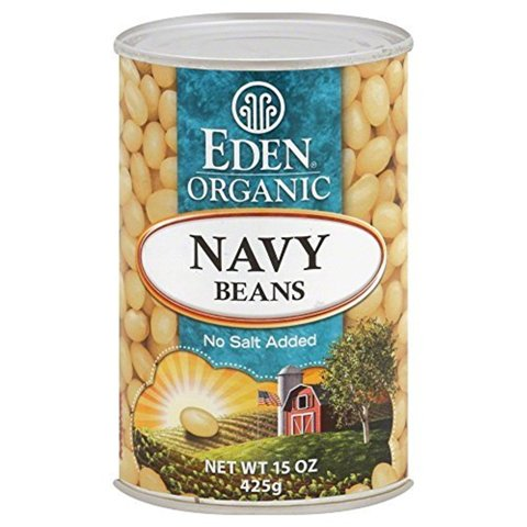 EDEN FOODS BEAN CAN GARBANZO NS ORG-15 OZ -Pack of 12