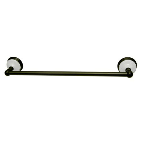 Kingston Brass BA1112ORB Victorian 18 Inch Towel Bar - Oil Rubbed Bronze
