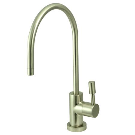 Kingston Brass KS8198DL .25 Turn Drinking Faucet - Satin Nickel